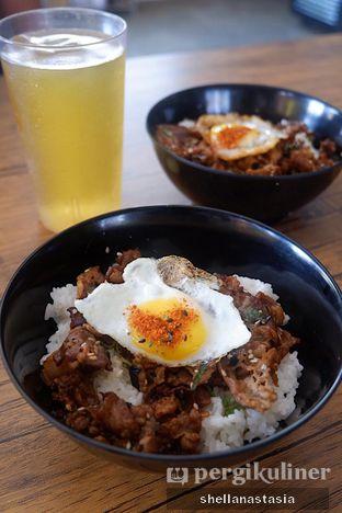 Foto 5 - Makanan(Yakiniku Don) di Sore Izakaya oleh Shella Anastasia
