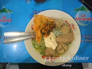 Foto 9 - Makanan(Bakso Campur) di Bakso Bonek oleh #alongnyampah