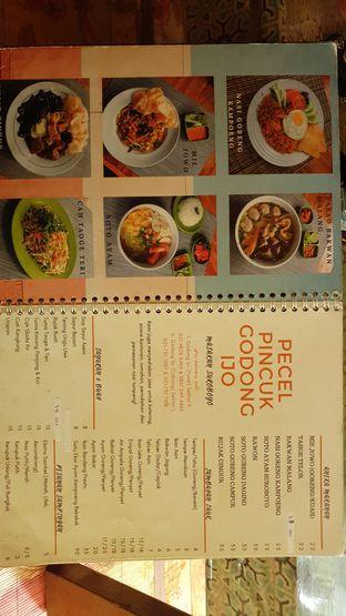 Foto review Pecel Pincuk Godong Ijo oleh Makan2 TV Food & Travel 10
