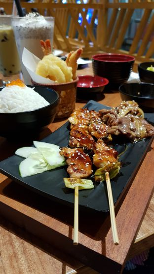 Foto 2 - Makanan di Hachi Hachi Bistro oleh Rizky Sugianto