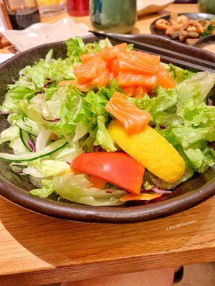 Foto 1 - Makanan di Sushi Tei oleh Missfattytummy Missfattytummy