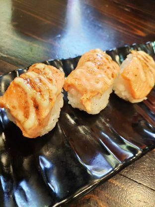Foto 1 - Makanan(Salmon mentai) di Jikasei Sushi oleh Gabriel Yudha | IG:gabrielyudha