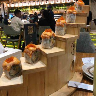 Foto review Okinawa Sushi oleh eatenbybaba 1