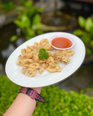 Foto 7 - Makanan di RM Pondok Lauk oleh Levina JV (IG : @levina_eat & @levinajv)