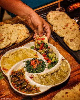 Foto 1 - Makanan di Awtar By Hadramawt Palace oleh Novi Ps