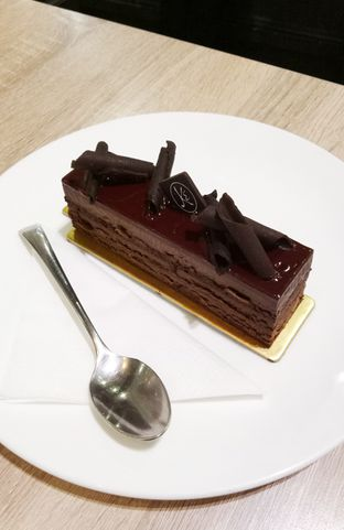 Foto 8 - Makanan(Chocolate Cake) di Eric Kayser Artisan Boulanger oleh maysfood journal.blogspot.com Maygreen