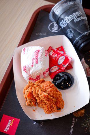 Foto 3 - Makanan di Richeese Factory oleh Indra Mulia