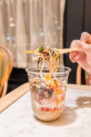 Foto 3 - Makanan di Naked Ramen oleh Eatwithdudut