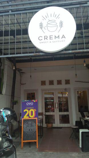 Foto 1 - Eksterior di Crema Sweet and Savoury oleh Review Dika & Opik (@go2dika)