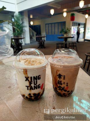 Foto 2 - Makanan(Brown Sugar Boba Milk Tea) di Xing Fu Tang oleh JC Wen