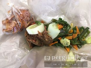 Foto 1 - Makanan di Nasi Empal Pengampon oleh @mamiclairedoyanmakan