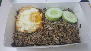 Foto 1 - Makanan(Nasi goreng Gangster) di Nasi Goreng Mafia oleh Naomi Suryabudhi