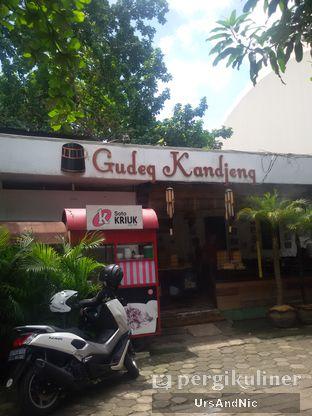 Foto 15 - Eksterior di Gudeg Kandjeng oleh UrsAndNic