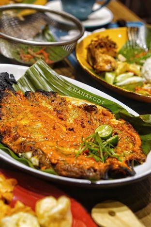 Foto 1 - Makanan di Marco Padang Grill oleh Nanakoot