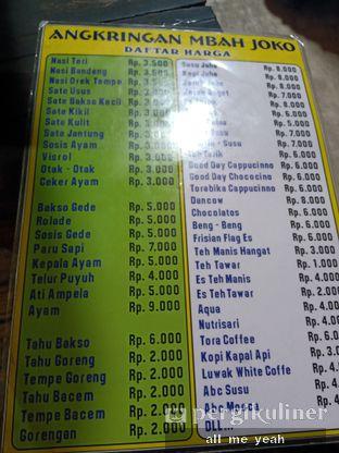 Foto review Angkringan Solo Mbah Joko oleh Gregorius Bayu Aji Wibisono 5