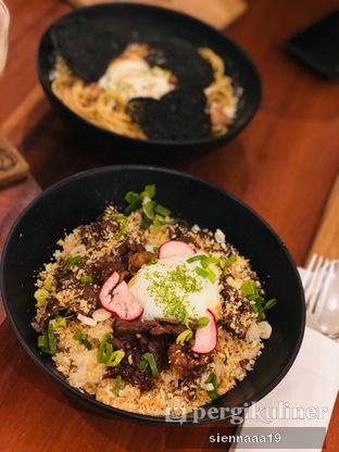 Foto 2 - Makanan(yakiniku marbling beef bowl) di Hario Cafe oleh Sienna Paramitha
