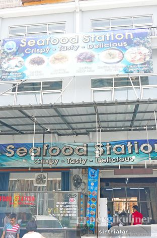 Foto review Seafood Station oleh Miss NomNom 1