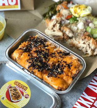 Foto review Kakkk Ayam Geprek oleh @belfoodiary  2