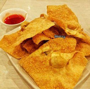 Foto 6 - Makanan(Pangsit Goreng) di Bakmi GM oleh duocicip