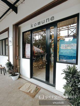 Foto 1 - Eksterior di Komune Cafe oleh Syifa