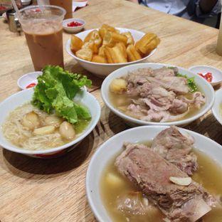 Foto 1 - Makanan(Pork Ribs Soup) di Song Fa Bak Kut Teh oleh Aldo Rompas