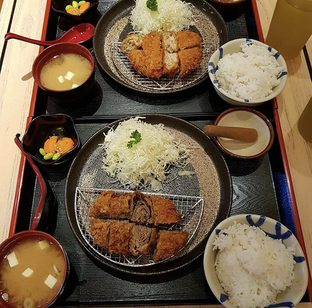 Foto 1 - Makanan di Kimukatsu oleh Mitha Komala