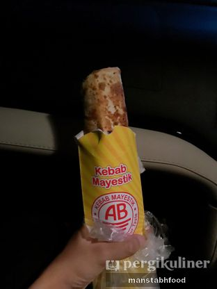 Foto review Kebab AB Mayestik oleh Sifikrih | Manstabhfood 1