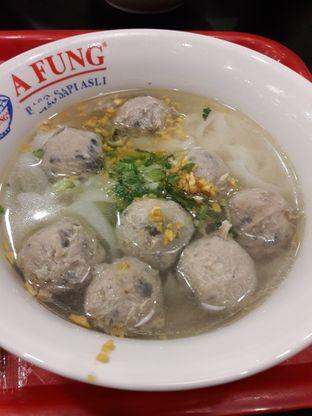 Foto review A Fung Baso Sapi Asli oleh Michael Wenadi  3