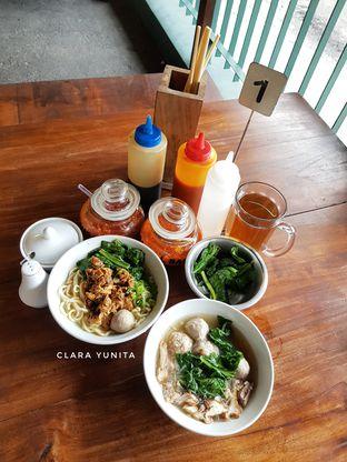 Foto review Bakso So'un & Mie Ayam TTD.47 oleh Clara Yunita 2