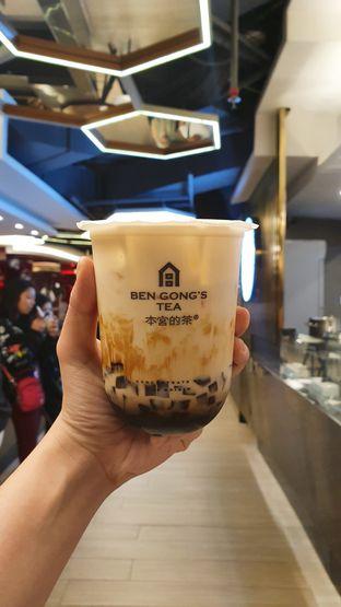 Foto review Ben Gong's Tea oleh Naomi Suryabudhi 1