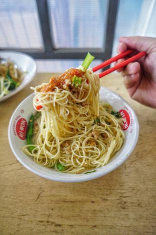 Foto 3 - Makanan di Bakmi Bangka Rosela 77 oleh Nanakoot