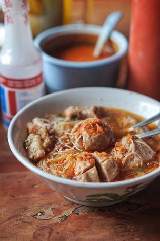 Foto 1 - Makanan(Bakso Urat Spesial) di Ba'so Seuseupan oleh Dony Jevindo @TheFoodSnap