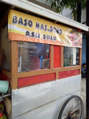 Foto review Bakso Mas Dono oleh Inggie Sulastianti 1