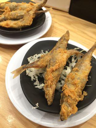 Foto 1 - Makanan di Tom Sushi oleh @Itsjusterr