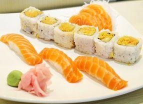 9 Artikel Sushi Enak di Jakarta yang Bisa Menjadi Panduanmu Ketika Ingin Makan Sushi