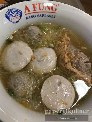 Foto 2 - Makanan di A Fung Baso Sapi Asli oleh bataLKurus