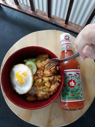 Foto 1 - Makanan di Roti Bakar 88 oleh Maissy  (@cici.adek.kuliner)