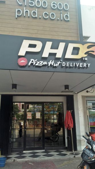 Foto Eksterior di Pizza Hut Delivery (PHD)