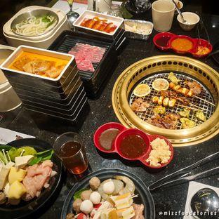 Foto 1 - Makanan di Hachi Grill oleh @mizzfoodstories