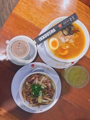Foto - Makanan di Hakata Ikkousha oleh @qluvfood