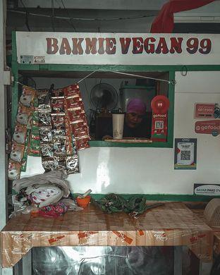Foto 2 - Interior di Bakmie Jamur Vegan Vegetarian 99 oleh deasy foodie