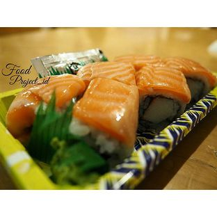 Foto 1 - Makanan di Foodhall Kitchen oleh IG = @FOODPROJECT_ID