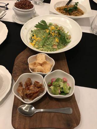 Foto 1 - Makanan(Nasi Goreng Ijo) di Bunga Rampai oleh Patricia.sari