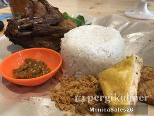 Foto review Bebek Goreng Masbob oleh Monica Sales 5
