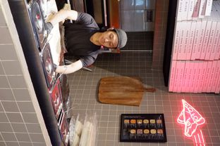 Foto 9 - Interior di Sliced Pizzeria oleh yudistira ishak abrar