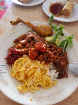 Foto Makanan di RM Tungku Semarang