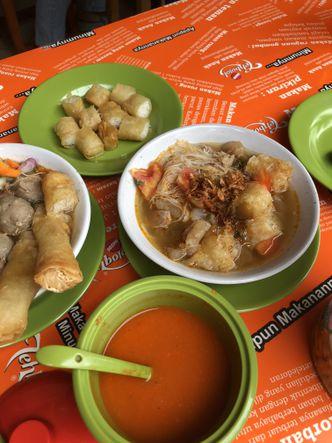 Foto Makanan di Soto Mie Bogor Bang Asan