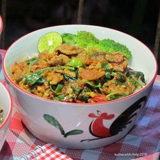 Foto 1 - Makanan di Rumah Makan Legoh oleh Kuliner Addict Bandung