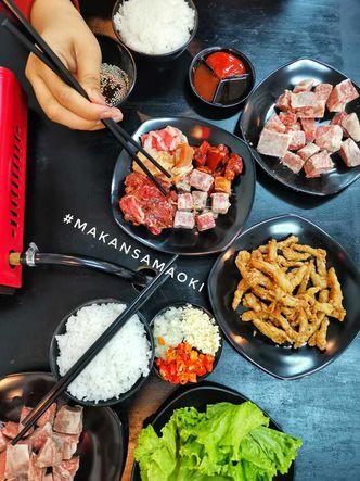Foto Makanan di Sakabe Buffet