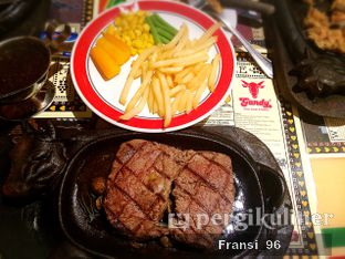 Foto 1 - Makanan di Gandy Steak House oleh Fransiscus